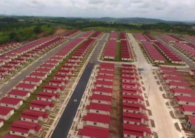 BioReactor en una nueva área residencial en Panamá – Reutilización del Agua