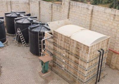 Jupiter en Kenya – Reutilización del Agua