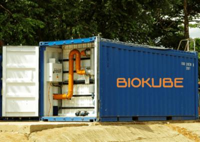 BioContenedor en Guinea
