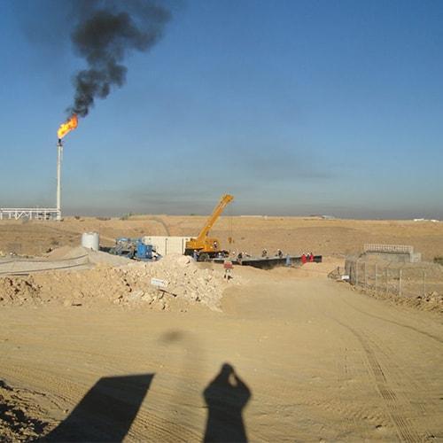 BioKube BioReactor system under installation in Yeman