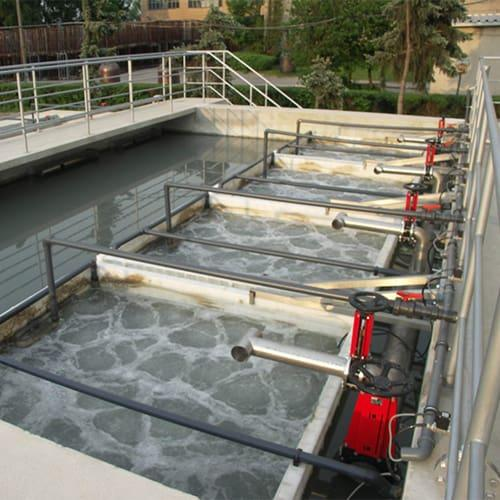 BioKube BioReactor wastewater system are delivered ready to install as Plug and Play