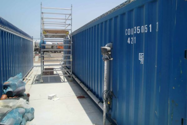 BioContainer 40 foot in Oman - 2