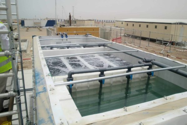 BioContainer 40 foot in Oman - 4