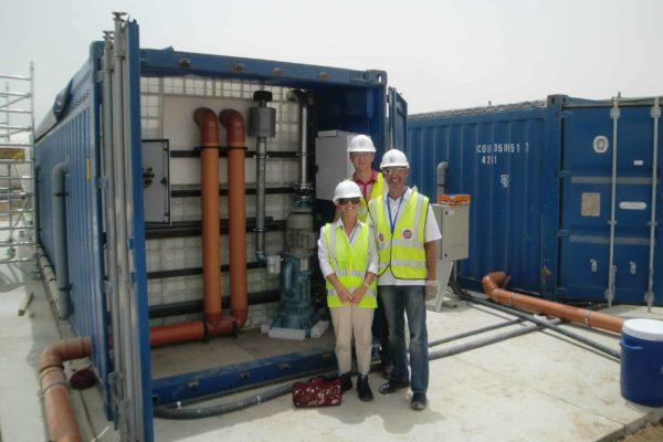 BioContainer 40 foot in Oman - 5