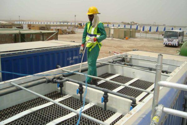 BioContainer 40 foot in Oman - 8