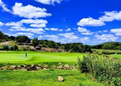 BioReactor en un campo de Golf en Zimbabwe – Reutilización del Agua
