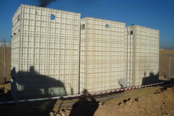 BioReactor at oilfield in Yemen for TOTAL - 3