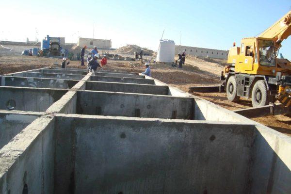 BioReactor at oilfield in Yemen for TOTAL - 4
